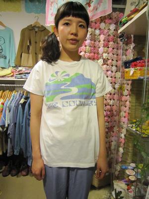 NIKE風車Tシャツ