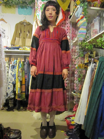 アフガン ドレス