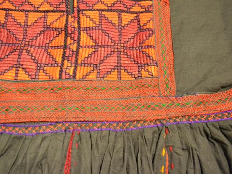 アフガン刺繍