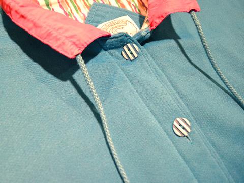 スウェットジャケット