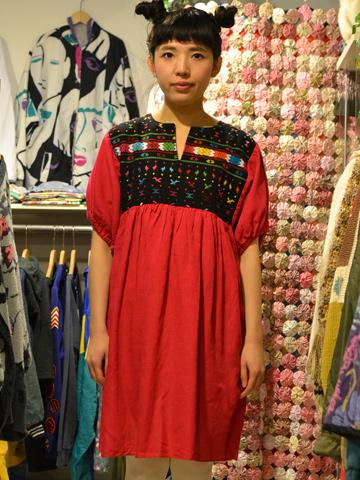 グアテマラ刺繍