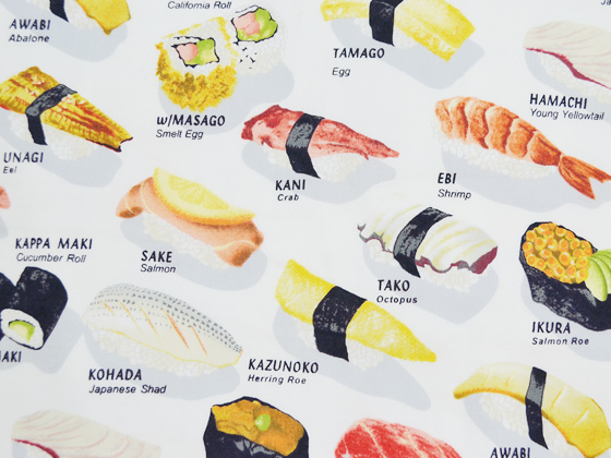 寿司スカート