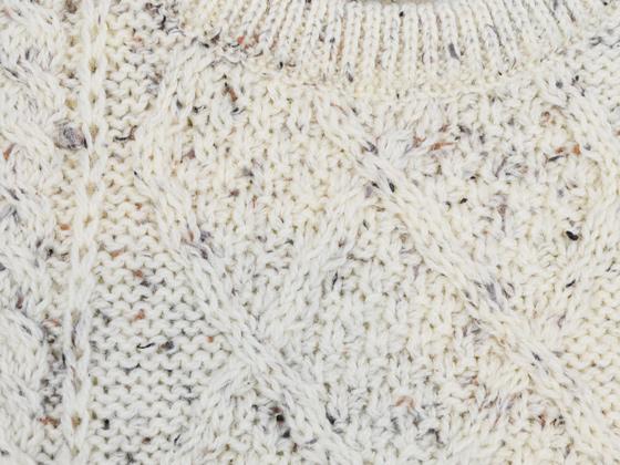 ミックス編み