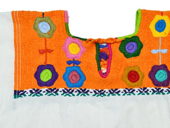 刺繍チュニック