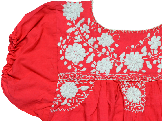 メキシカン刺繍