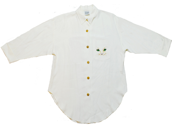 ねこシャツ