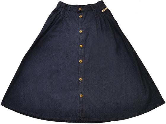 デニムスカート