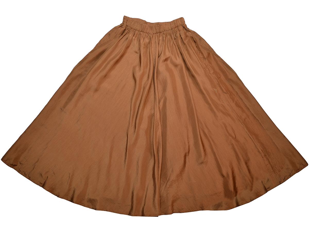 シルクスカート