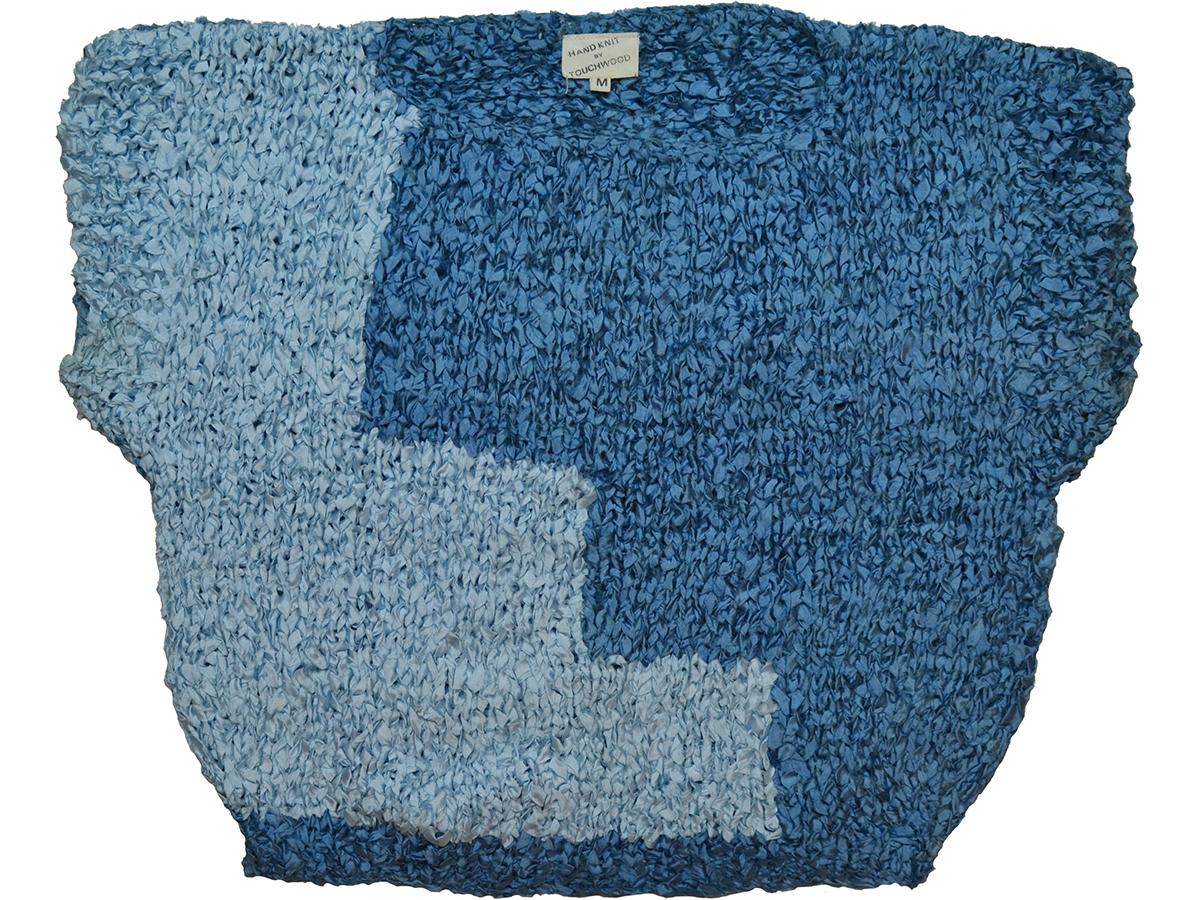 リボン編み