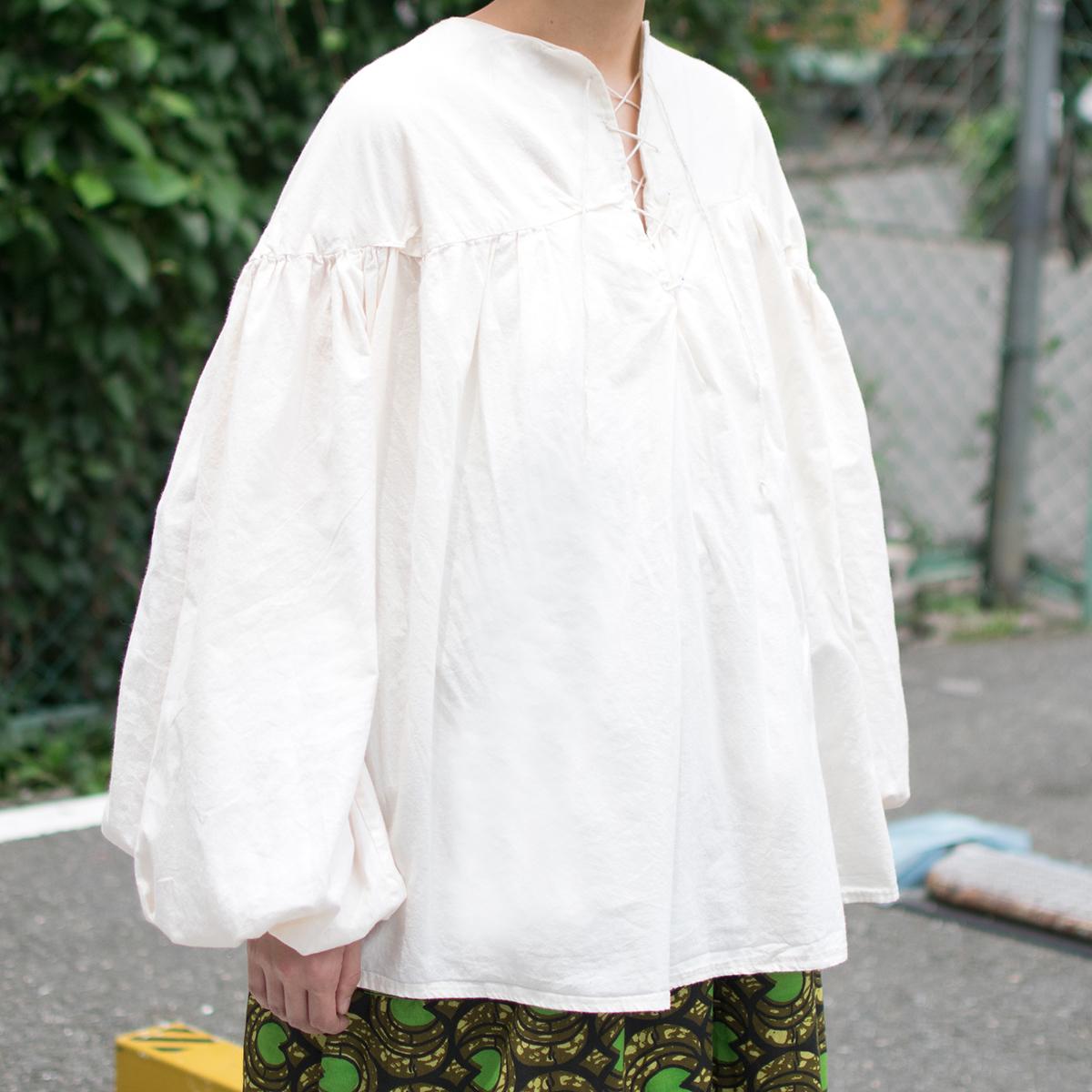 ボリューム袖
