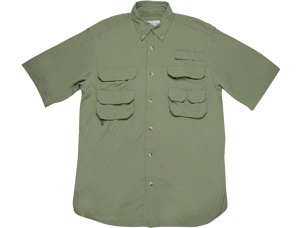 フィッシングシャツ