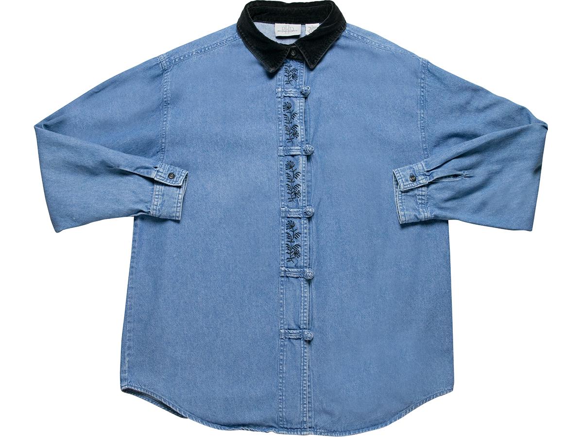 カンフーシャツ