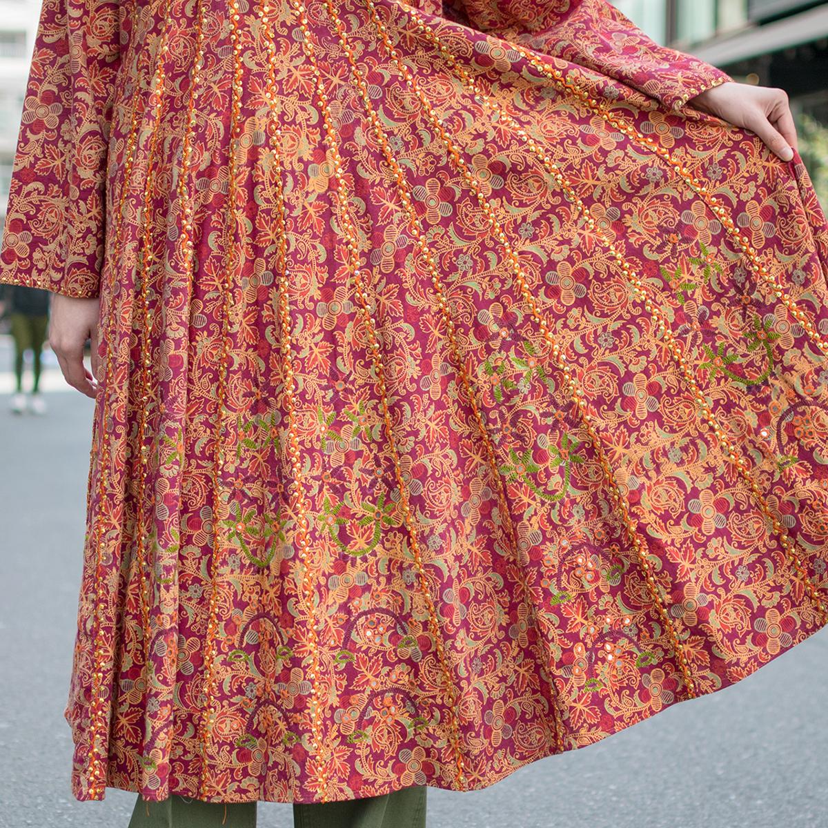 スカート部分